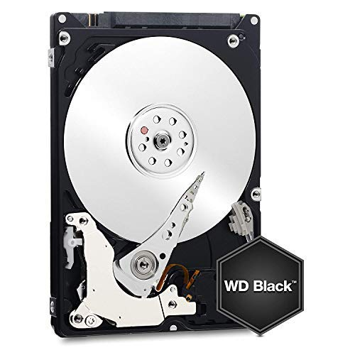 WD Black 1TB Performance Mobile Hard Disk Drive - 7200 RPM SATA 6 Gb/s 32MB Cache 9.5 MM 2.5 Inch -...