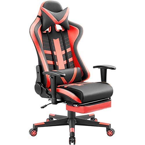 Homall Gaming Chair w/Footrest Review