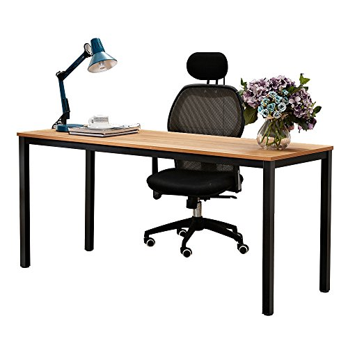 Need Computer Desk 63 inches Large Size Desk Gaming Desk Writing Desk with BIFMA Certification...