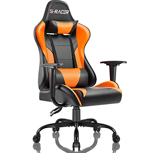 Homall Classic S-Racer Gaming Chair Review (2019 Update)