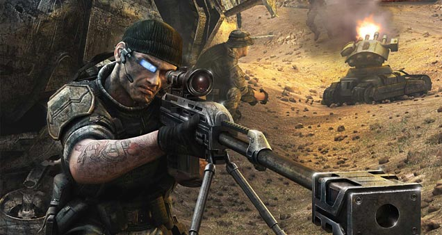 Screens Zimmer 3 angezeig: shooter games for pc