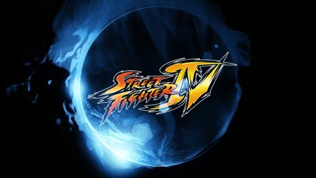 Street Fighter IV Streetfighterivlogo