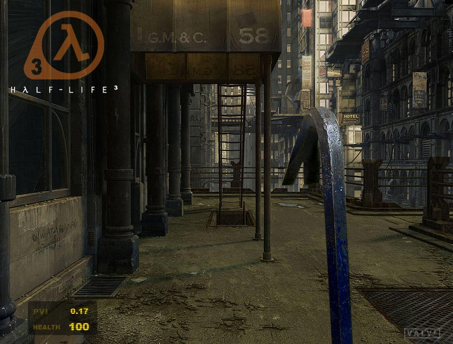 Half-Life 3 screenshot ?