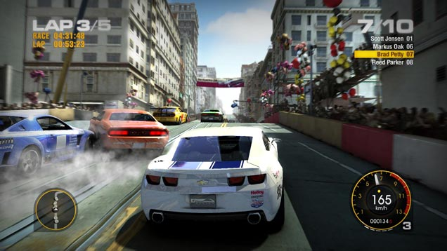 codemasters to give gran turismo 5 a run for its money that videogame blog. Black Bedroom Furniture Sets. Home Design Ideas