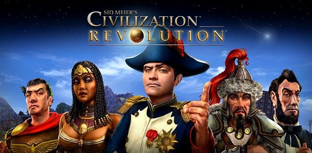 Civilization Revolution Banner