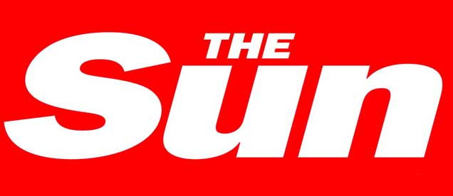 The Sun - not the most preferable newspaper
