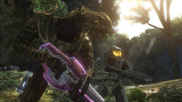 Halo 2 Arbiter. The Arbiter Halo 2