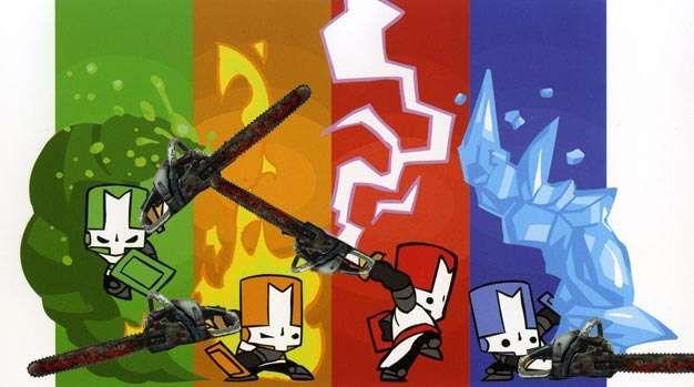 Скачать Castle Crashers Dlc Торрент - фото 8