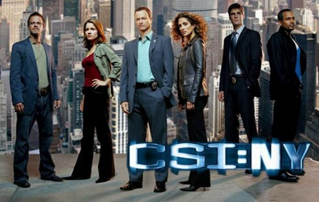 Details about CSI NY,NEW York,GARY SINISE,SIGNED, CAST,SCRIPT,TV ,CBS