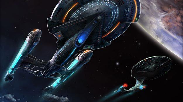 Star Trek Online PC Game