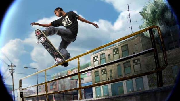 how to jump in skate xbox 360