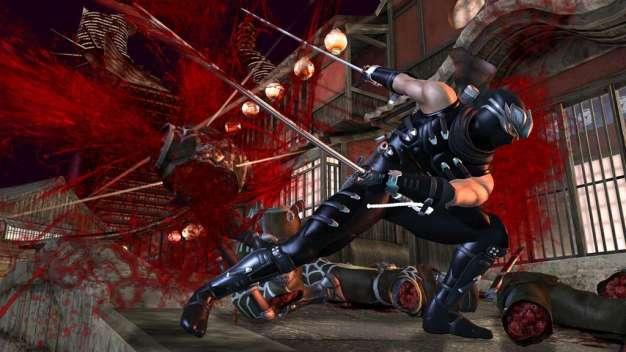 لعبه Ninja Gaiden II على xbox360