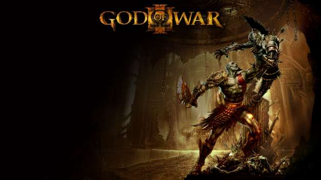 god of war 3. to see in a God of War III