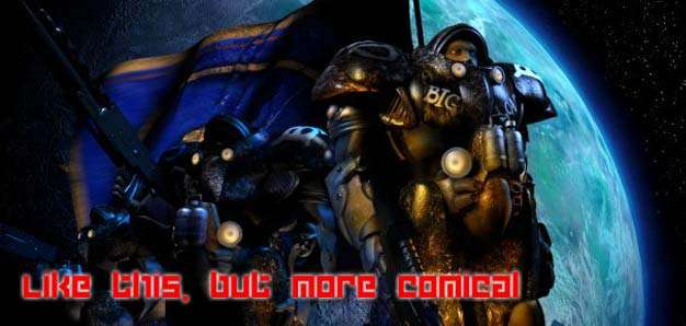 Starcraft - War Pigs