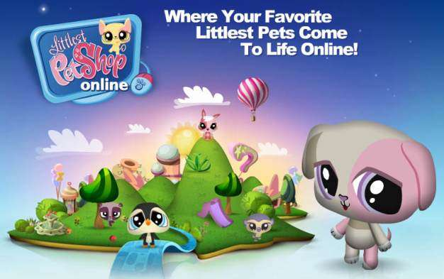 Littlest pet shop online will make your niece crap a brick that chip lange gm of the hasbro division announced today at eas e3 press briefing that the world of littlest pet shop would be coming to life this fall voltagebd Gallery