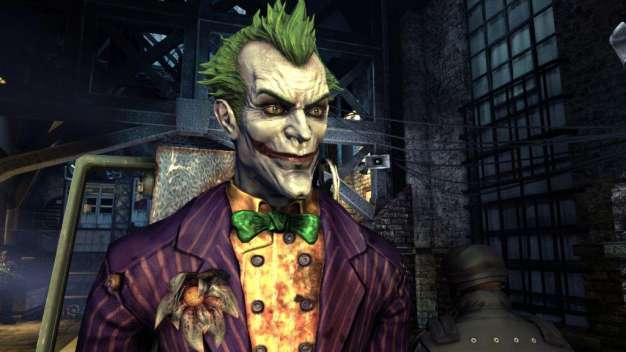 joker video game