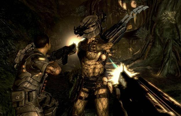 Aliens vs Predator's spine-ripping puts Sega in the mood