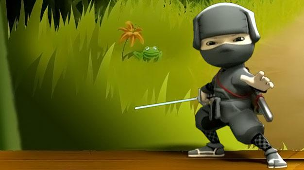 Mini Ninjas slicing their way to stores this September