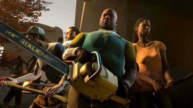 التقرير الاسطوري للعبة Left 4 Dead 2
