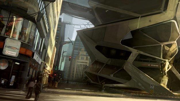 Deus Ex 3, Eidos Montreal's long-in-development sci-fi sequel has been