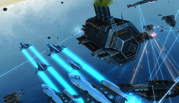 Download Sins Of A Solar Empire - Trinity Baixar Jogo Completo  Full