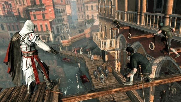 Information about assasin creed - JustGame.GE