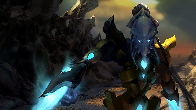 StarCraft II's Terran campaign to offer Protoss gameplay