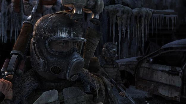 DX11, PhysX support announced for Metro 2033 - That