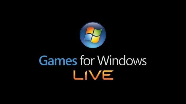 مشكلة Games Windows live