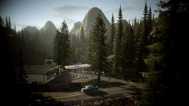 Favourite Location in a video game? Alan-wake