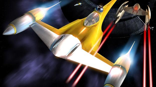 CVG reckon the Star Wars: Starfighter series is being revived. And we
