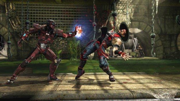Kratos enters the Mortal Kombat arena - That VideoGame Blog