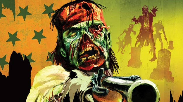 RDR : Undead Nightmare en dvd Red-dead-redemption-zombie
