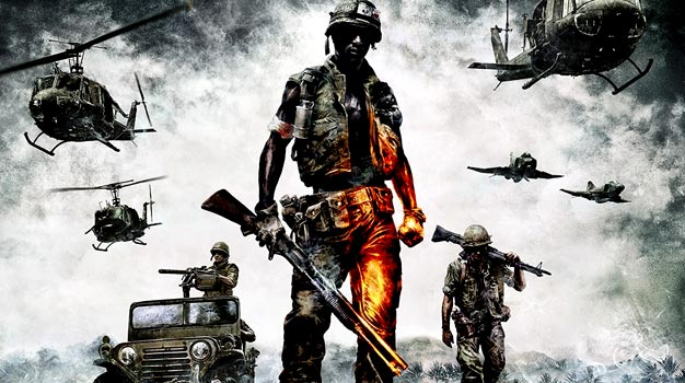 Hands On / Battlefield Bad Company 2 Vietnam Pack  That