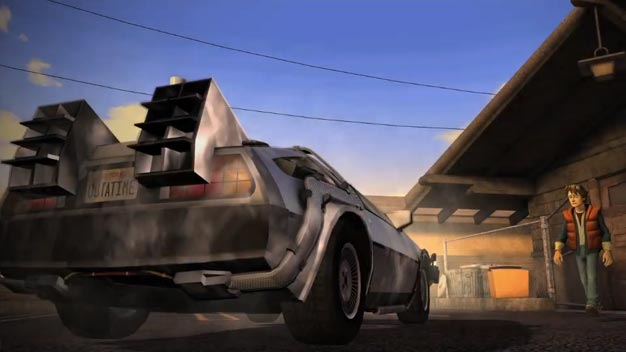 back to the future Back to the Future [ PS3 ]