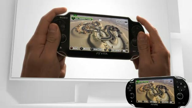 Modnation PS Vita