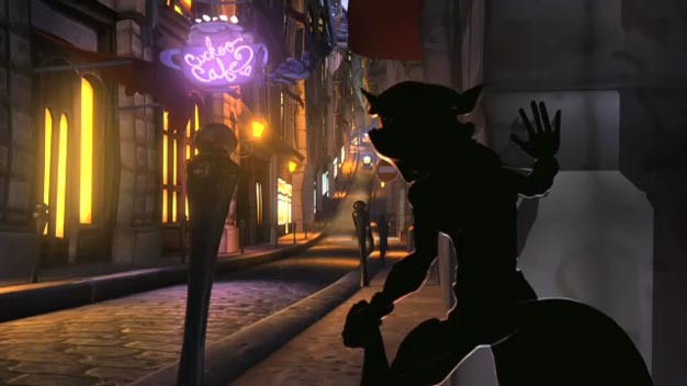 Sly Cooper 4