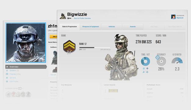 Battlefield 3 Battlelog