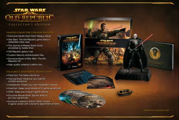 Star Wars: The Old Republic CE