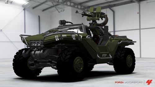 Forza 4 Warthog