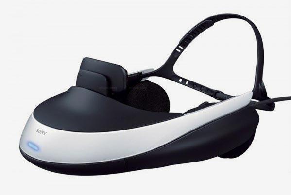 Sony 3D Visor