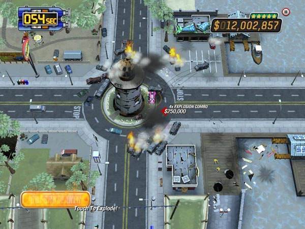 Burnout Crash iOS