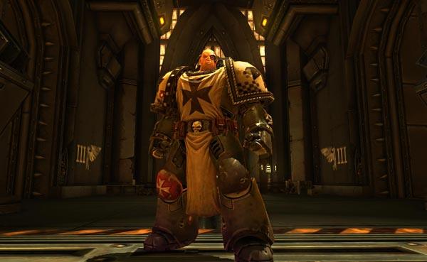 Warhammer 40 000: Dark Millenium Online