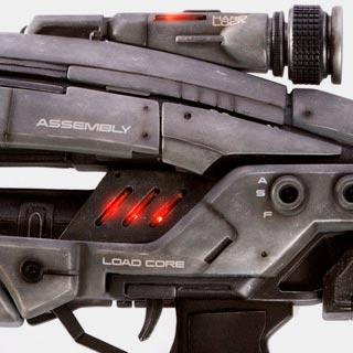 Mass Effect M8 Avenger Assault Rifle