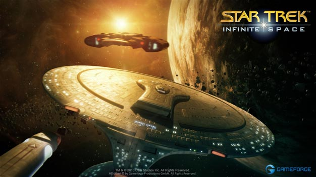 Star Trek Infinite Space