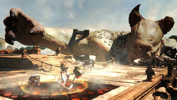 God of War:Ascension