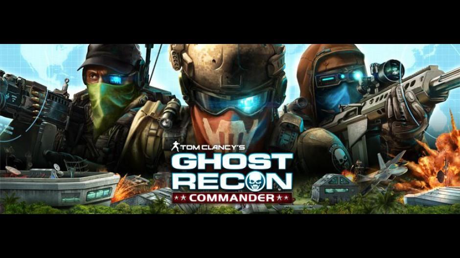 Ghost Recon: Commander