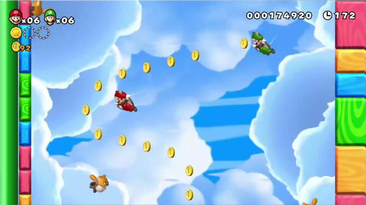 New Super Mario Bros Wii U