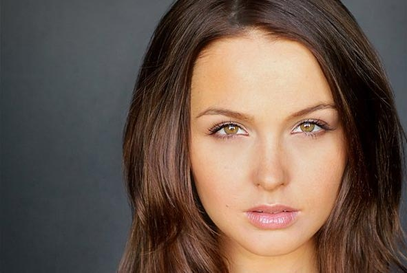 Camilla Luddington -- Tomb Raider