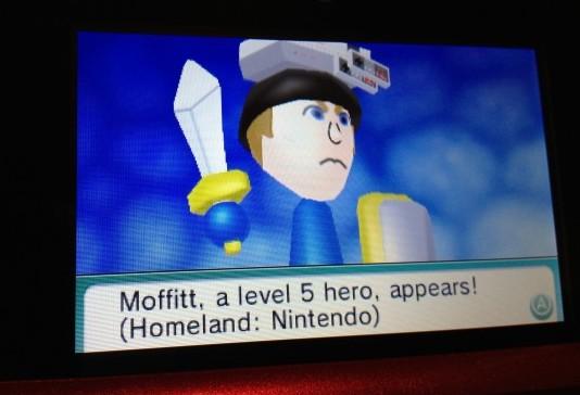 Scott Moffitt Special Mii